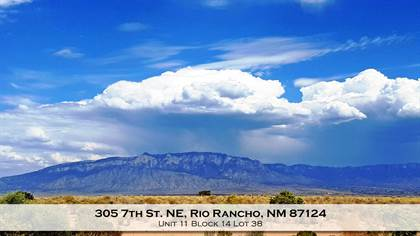 Lots And Land for sale in 305 7th Street NE, Rio Rancho, NM, 87124