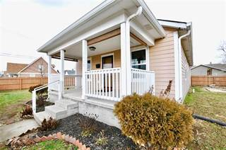 Single Family for sale in 1610 Howard Street, Indianapolis, IN, 46221