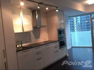 Residential Property for rent in 12 York St 13th FL, Toronto, Ontario