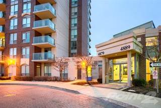 Condo for sale in 4879 Kimbermount Ave, Mississauga, Ontario