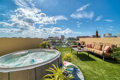 Residential Property for sale in 145 BRIGHTWATER DRIVE 6, Clearwater Beach, FL, 33767