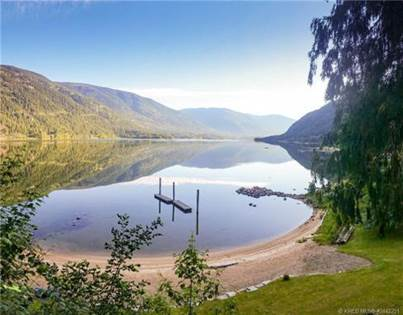 Multi-family Home for sale in 2166 BEALBY POINT ROAD, Nelson, British Columbia, V1L3E2