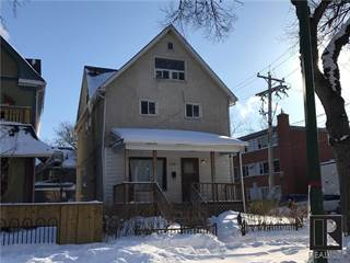 Single Family for sale in 179 Spence ST, Winnipeg, Manitoba, R3C1Y5