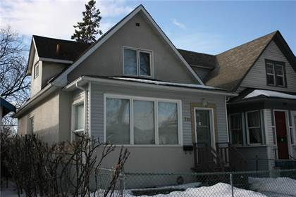 Single Family for sale in 736 Home Street NE, Winnipeg, Manitoba, R3E2C5