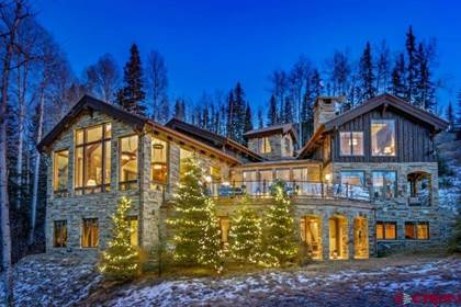Residential Property for sale in 284 Benchmark Drive, Mountain Village, CO, 81435