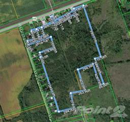 Land for sale in Moira St West, Belleville, Ontario