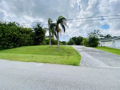 Lots And Land for sale in 428 SW Crawfish Drive, Port St. Lucie, FL, 34953