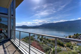 Condo for sale in 1075 Sunset Drive, Kelowna, British Columbia