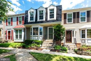 Townhouse for sale in 6582 SAND WEDGE COURT, Alexandria, VA, 22312
