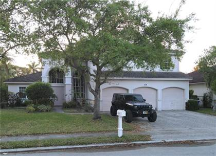 Residential Property for sale in 474 SW 159TH LN, Pembroke Pines, FL, 33027
