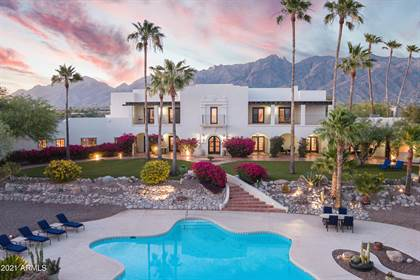 Residential Property for sale in 5201 N Hacienda Del Sol Road, Catalina Foothills, AZ, 85718