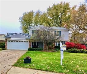 Single Family for sale in 16850 QUAKERTOWN Lane, Livonia, MI, 48154