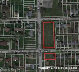 Land for sale in Vacant Land JOHN DALY, Inkster, MI, 48141