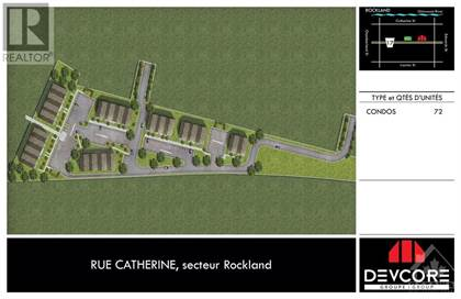 Vacant Land for sale in 00 CATHERINE STREET, Rockland, Ontario, K4K1H6