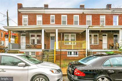 Residential Property for rent in 665 DUMBARTON AVENUE, Baltimore City, MD, 21218