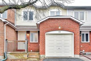 Condo for sale in 138 MIDSUMMER TERRACE, Ottawa, Ontario, K1E3V3