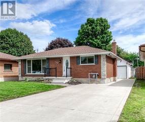 Single Family for sale in 158 PLYMOUTH Road, Kitchener, Ontario