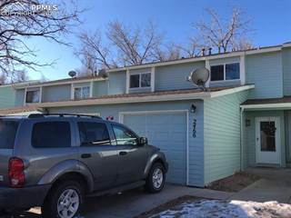 Townhouse for sale in 2466 Astrozon Circle, Colorado Springs, CO, 80916