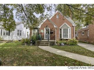 Single Family for sale in 2070 N 6TH ST, Springfield, IL, 62702