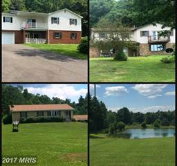 Single Family for sale in 1158 SAINT JOHNS ROCK RD, Frostburg, MD, 21532