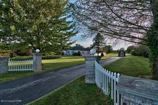 Single Family for sale in 1045 Trachsville Hill Rd, Kunkletown, PA, 18058