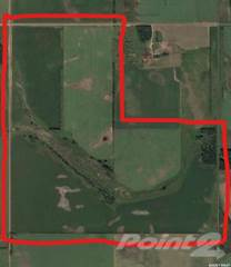 Farm And Agriculture for sale in NW/SW/SE-24-50-13 W2, RM of Nipawin No 487, Saskatchewan