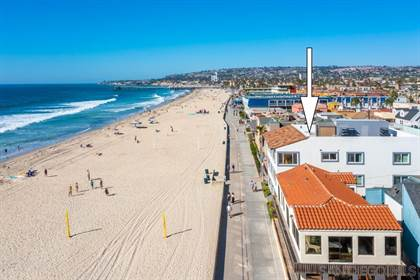 Residential Property for sale in 3969 Ocean Front Walk 1 & 2 & 7, San Diego, CA, 92109
