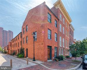 Townhouse for sale in 517 S SHARP STREET, Baltimore City, MD, 21201