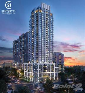 Residential Property for sale in FourMe Condos, Toronto, Ontario, M1H 2Y5