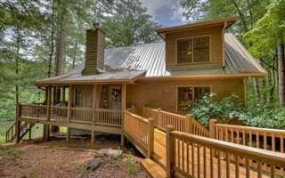Single Family for sale in 69 INDIAN CAVE ROAD, Ellijay, GA, 30536