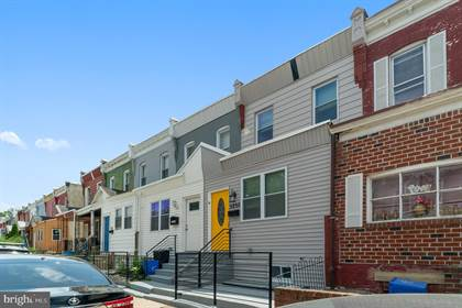 Residential Property for sale in 5850 ADDISON STREET, Philadelphia, PA, 19143