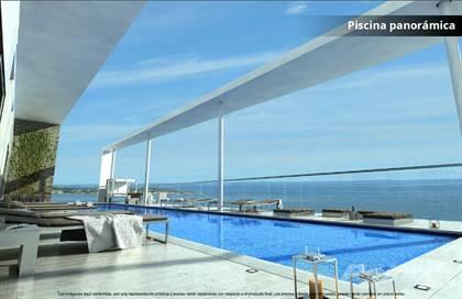Condominium for sale in Venta apartamentos para estrenar con vista al mar Icon 8, Castillogrande, Cartagena De Indias, Bolivar