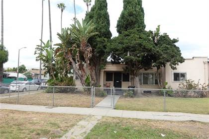 Multifamily for sale in 5611 Cimarron Street, Los Angeles, CA, 90062