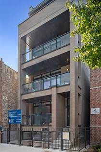 Residential Property for sale in 456 North May Street 3, Chicago, IL, 60642