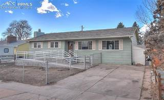 Single Family for sale in 914 Arrawanna Street, Colorado Springs, CO, 80909