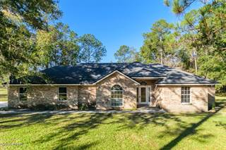 Single Family for sale in 6640 LEE LN, Bryceville, FL, 32009