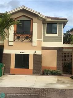 Residential Property for sale in 4766 E Station Sq 7, Davie, FL, 33314