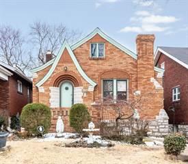 Single Family for sale in 5418 Itaska, Saint Louis, MO, 63109