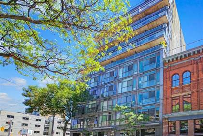 Condominium for sale in 127 Queen St E Th2, Toronto, Ontario, M5C1S3