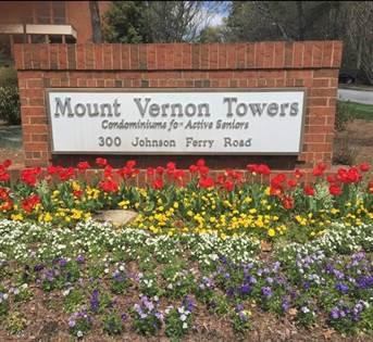 Residential Property for sale in 300 Johnson Ferry Road NE B408, Sandy Springs, GA, 30328