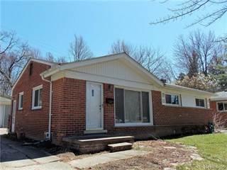 Single Family for sale in 1294 MAPLE Drive, Rochester, MI, 48307