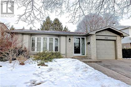 Single Family for sale in 2353 DEVON Road, Oakville, Ontario, L6J5R6