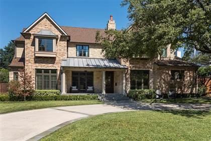 Residential Property for sale in 3628 Villanova Street, University Park, TX, 75225