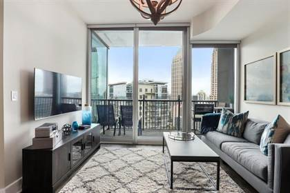 Residential Property for sale in 1080 Peachtree Street NW 2114, Atlanta, GA, 30309