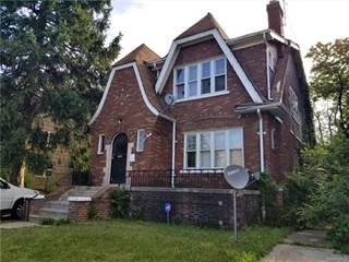 Multi-family Home for sale in 13990 NORTHLAWN Street, Detroit, MI, 48238