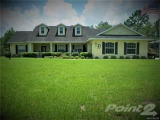 Residential Property for sale in 6371 N Mead Ter, Citrus Springs, FL, 34434