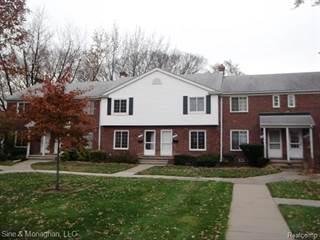 Condo for rent in 22934 ALLEN Court, St. Clair Shores, MI, 48080