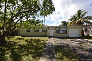 Single Family for rent in 1610 NW 132nd St, North Miami, FL, 33167
