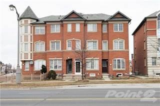 Townhouse for sale in Bur Oak Ave, Markham, Ontario