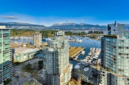Apartment for rent in Bayview at Coal Harbour, Vancouver, British Columbia